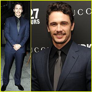 James Franco: '127 Hours' NYC Premiere!