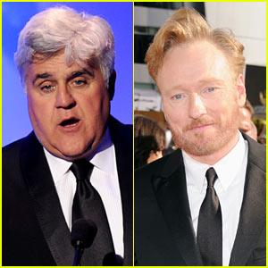 Is Jay Leno Stealing Conan O'Brien's Web Traffic?