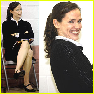 Jennifer Garner: Reading is Fundamental!