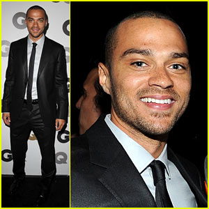 Jesse Williams: GQ Men of the Year Party
