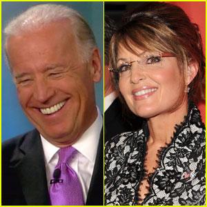 Joe Biden Laughs at Sarah Palin's Presidential Chances