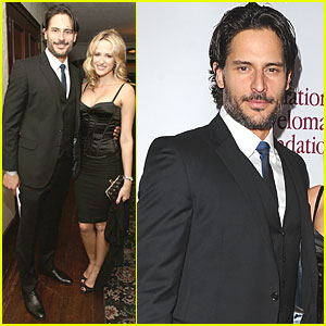 Joe Manganiello: Comedy Celebration with Audra Marie!