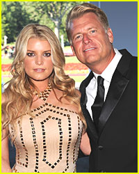 Joe Simpson: 'So Very Happy for Jess & Eric'