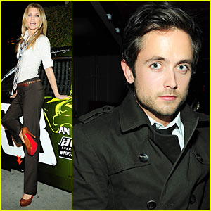 AnnaLynne McCord & Justin Chatwin: Hallowdega Nights!