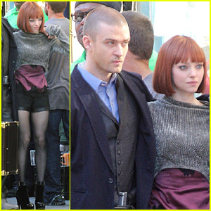Justin Timberlake & Amanda Seyfried Do It 'Now'