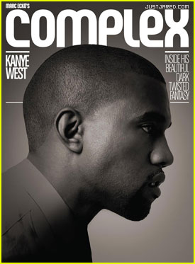 Kanye West Covers 'Complex' Magazine