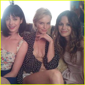 Kate Bosworth & Rachel Bilson: 'BFFs' with Krysten Ritter