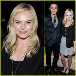 Kate Bosworth: 'Warrior's Way' Junket with Jang Dong-gun