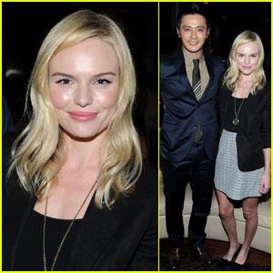 Kate Bosworth: 'Warrior's Way' Junket with Jang Dong-gun