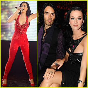 Katy Perry's AMAs Performance Video -- Watch Now!
