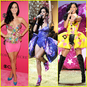 Katy Perry: Victoria's Secret Fashion Show Performer!