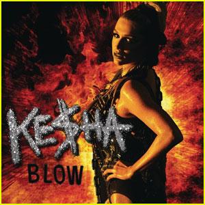 Ke$ha Debuts 'BLOW' - LISTEN NOW