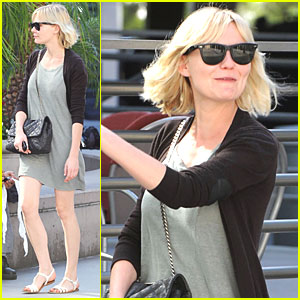 Kirsten Dunst: I Was Into Wu-Tang!