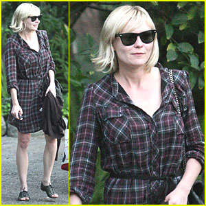 Kirsten Dunst: Sunday Dinner with Mom!