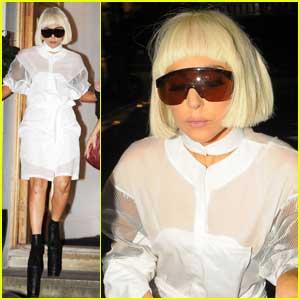 Lady Gaga: A Late Night in London