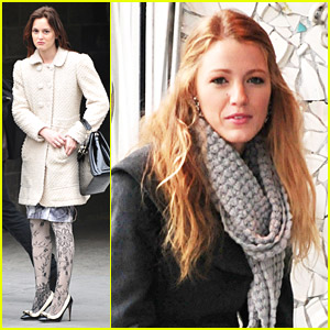 Leighton Meester & Blake Lively Have Got To Gossip