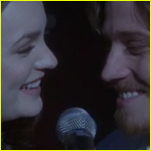 Leighton Meester: 'Country Strong' Duet with Garrett Hedlund!