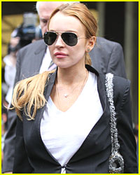 Lindsay Lohan: On The Road Again