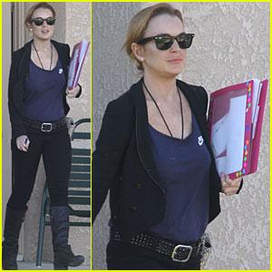 Lindsay Lohan: Palm Springs Photo Shoot on Sunday!