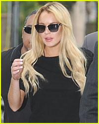 Lindsay Lohan: Home for the Holidays?