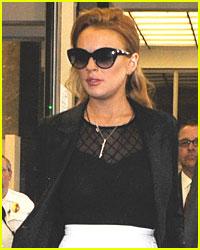 Lindsay Lohan Seeks Restraining Order