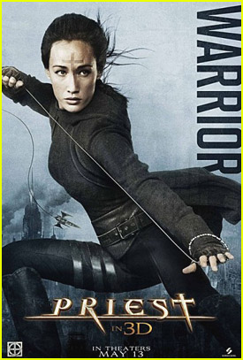 Maggie Q: The Warrior Priestess
