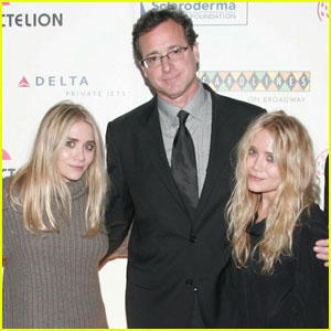 Mary Kate & Ashley Olsen: 'Cool Comedy' With Bob Saget!