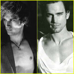 Matt Bomer & Alex Pettyfer: NOW or Never!