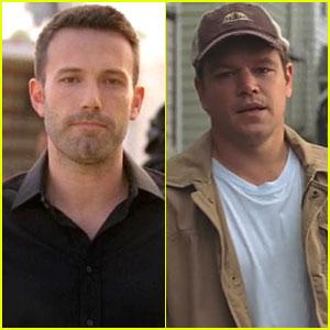 Matt Damon & Ben Affleck: Feeding America PSAs!
