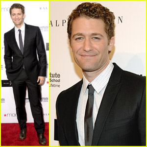Matthew Morrison: 2010 Emery Awards