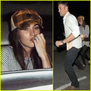 Megan Fox & Brian Austin Green: Matsuhisa Mates