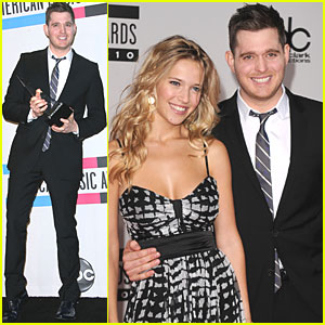 Michael Buble's Wedding Details Revealed -- For Both of Them!