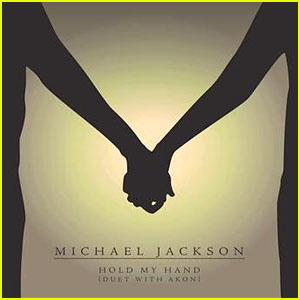 Michael Jackson & Akon: 'Hold My Hand' Premiere!