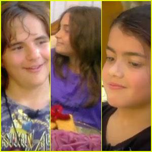 Michael Jackson's Kids Sit Down With Oprah