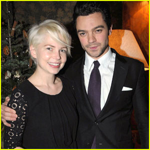 Michelle Williams: 'Blue Valentine' Party with Dominic Cooper