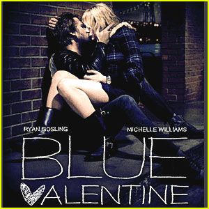 Michelle Williams &#038; Ryan Gosling: 'Blue Valentine' Poster!