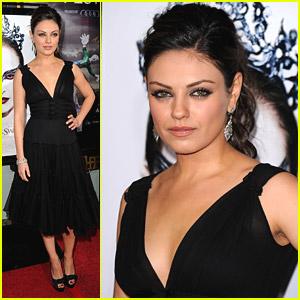 Mila Kunis: Black Swan Sexy