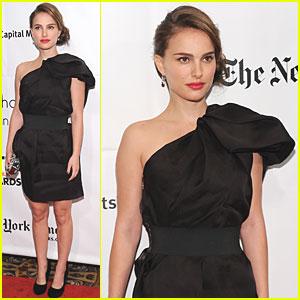 Natalie Portman: Gotham Film Awards!