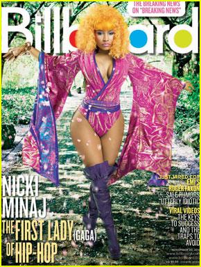 Nicki Minaj: 'I've Been Fired Like 15 Times'