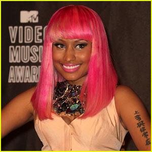 Nicki Minaj: 'Girls Fall Like Dominoes' Song Premiere!