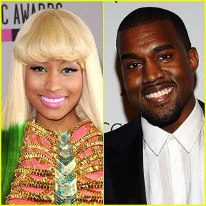 Nicki Minaj: Surprise Guest at Kanye West Concert!