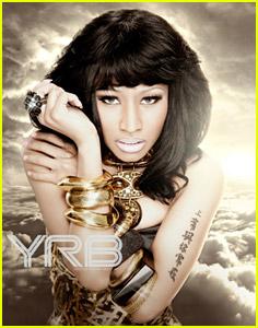 Nicki Minaj Talks 'Pink Friday' With YRB Magazine