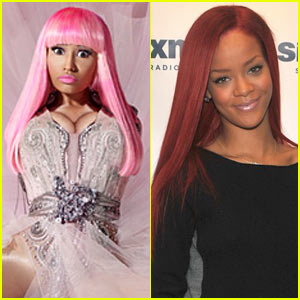 Nicki Minaj & Rihanna: 'Fly' Premiere!
