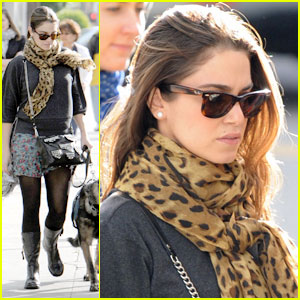 Nikki Reed: Tory Burch Shopping Spree!