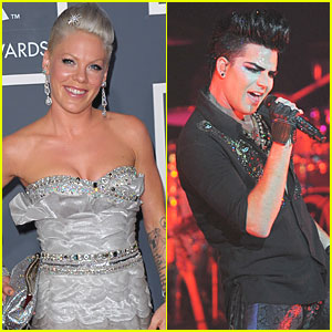 Pink Sings 'Whataya Want From Me'!