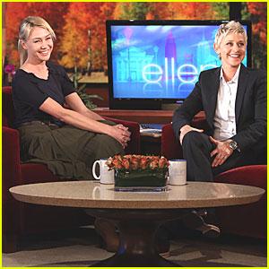 Ellen DeGeneres to Portia de Rossi: You're Perfect!