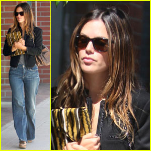 Rachel Bilson: Teen Vogue Best Dressed List!