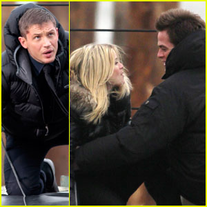 Reese Witherspoon: Cold 'War' with Chris Pine & Tom Hardy