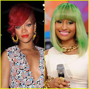 Rihanna & Nicki Minaj's