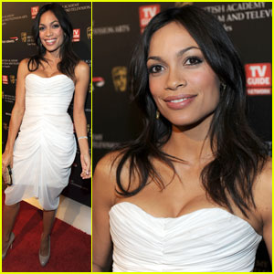 Rosario Dawson: BAFTA & Breaking Ground